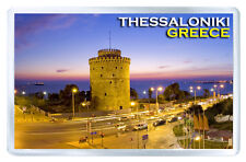 THESSALONIKI GREECE MOD2 FRIDGE MAGNET SOUVENIR IMAN NEVERA