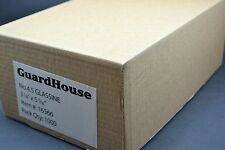 "lot of 1000 # 4.5 GLASSINE ENVELOPES 3 1/8 x 5 1/16"" GUARDHOUSE STAMP COLLECTING"