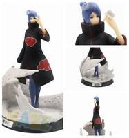 NARUTO Konan PVC figura de acción modelo de juguete nuevo en caja 26cm Figuras