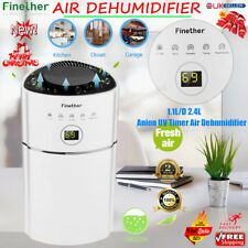 1.1L/D DIGITAL DEHUMIDIFIER AIR PURIFY DRY MOISTURE DAMP DRYING HOME LIVING ROOM