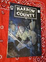 OF 4 CVR A FRANQU DARK HORSE  3//11 TALES FROM HARROW COUNTY DEATHS CHOIR #4