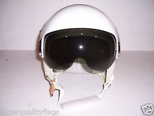 Flight Helmet Large HGU-26 p Dual Visor Jet Flyers Gentex HGU26 US seller au