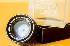 Boyer Saphir BX 150mm f/5.6 enlarger large format [Angenieux // Dallmeyer]