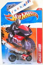 2011 Hot Wheels #199 THRILL RACERS VOLCANO * DUCATI 1098R * 1098 R RACING MOTORC