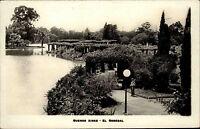 Buenos Aires Argentinien Argentina ~1930/40 El Rosedal Rosengarten Garten Garden