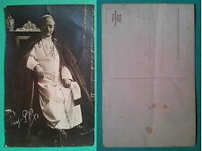Fotocartolina Papa Pio XI