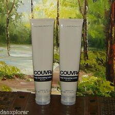 --2-COUVRE ALOPECIA MASKING LOTION, 1.25 oz BLACK NEW!