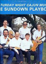 SUNDOWN PLAYBOYS saturday night cajun musici US EX LP