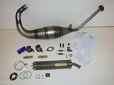 Arrow Sportauspuff Auspuff  Komplettanlage Kevlar Aprilia RS 125 MP PY RD SF
