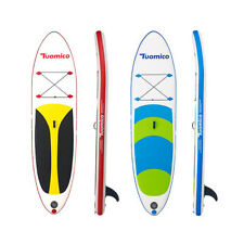 Inflatable SUP Stand Up Paddleboard Surfboard Paddle Board W/Accessories