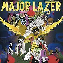 Free the Universe von Major Lazer | CD | Zustand sehr gut