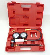 Cylinder Leakage Tester Dual Gauge Universal Test Rings Valves Cracks & Gasket
