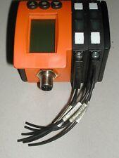 IFM EFECTOR Fiber Optic Amplifier OO5001 OOF-FPKG/M12/KL4,USED NICE A30