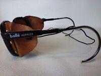 c2e10895c8 Vintage Bolle Acrylex L.L. Bean Glacier Sunglasses Mountaineering ...