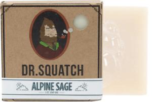 Dr. Squatch Alpine Sage Soap for Men - 5oz