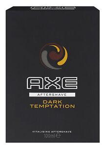 Axe Dark Temptation Aftershave 100ml Rasierwasser für den Mann