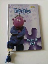 Tweenies Milo CBBC Mini Notebook handmade book  (TWE1)