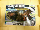Transformers DOTM Dark Of The Moon Bumblebee Mobile Battle Bunker NEW FREE SHIP