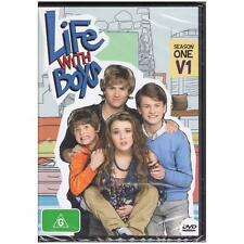 DVD LIFE WITH BOYS SEASON ONE VOLUME 1; S1 VOL 1; 7xEpisodes TV Comedy R4 [BNS]