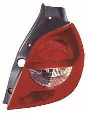 Renault Clio Rear Light Unit Driver's Side Rear Lamp Unit 2005-2009