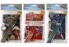 COCO Stationery Set School Supplies, Pencils, Ruler, Eraser, Notebook, Sharpener