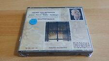 BEETHOVEN - FIDELIO - JURINAC/PEERCE/STADER/NEIDLINGER - 2 CD SIGILLATO (SEALED)