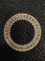 Rolex Datejust Submariner Original Date Disc 3135 Champagne - Disco Data