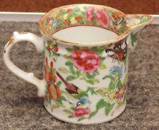 rare pot a eau thé porcelaine chine famille rose au oiseaux yongzheng 1723 1735