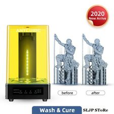 3D Printer Wash & Cure Machine 2-in-1 UV Resin curing for 3d printer cure