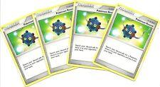 4x POKEMON RESCUE #115/127 PLATINUM POKEMON CARD Uncommon Trainer NM/MINT