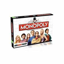 Glass 2 players Monopoly Board & Traditional Games