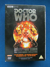 More details for doctor who - dvd boxset - bred for war - the sontaran collection - 6 disc set