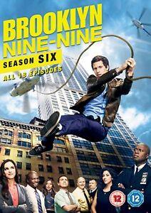 Brooklyn Nine-Nine: Season Six (NTSC Version - Box set) [DVD]