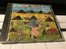 Little Creatures by Talking Heads (CD Made in Japan Yellow Blue Target Disc)