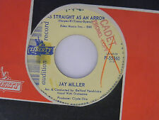 Jay Miller 45 EVERYTHING WILL BE ALRIGHT / STRAIGHT..ARROW ~ M- to VG++
