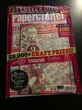 Papercrafter Issue 140 Christmas Cards , Diy Wrapping Paper 3D Decoupage