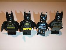 Lego Batman Minifigure Lot Electro Suit & More Batman