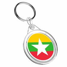 1 x Awesome Burma Asia Naypyita - Keyring IR02 Mum Dad Kids Birthday Gift #9106