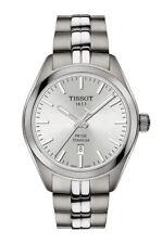 Graue Armbanduhren mit Datumsanzeige und mattem Finish