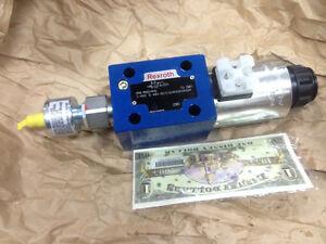 5-4WE 10 X84-33/CG24K4QMAG24  R900579940 new rexroth valve