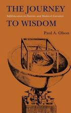 The Journey to Wisdom : Self-Education in Patristic and Medieval Literature...
