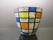 Jasba Übertopf Cachepot planter mid century german pottery design 50s 60s 50er