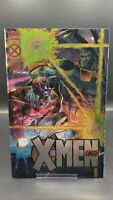 X-Men Omega #1 Waraparound Chromium Direct Edition NM+ Marvel Comics Apocalypse