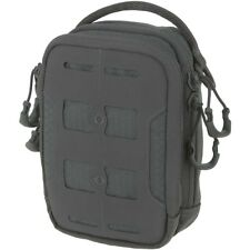 Maxpedition AGR Compact Admin Pouch Hex Ripstop Utility Case Urban Pocket Grey