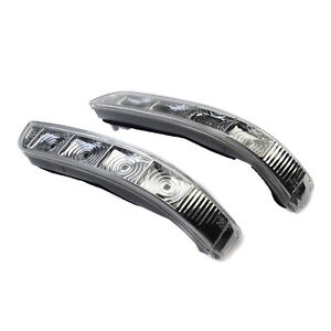 4LEDS Pair of Side Mirror Turn Signal LED Light Lamp for Sorento 2011-2015 New