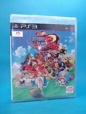 PS3 Toe Animation One Piece Unlimited World Red R3 sealed game PlayStation