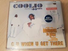 """C U When You Get There Coolio UK CD single (CD5 / 5"""") TBCD785 TOMMY BOY 1997"""