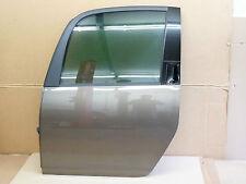 Skoda Roomster 5J original Tür + Scheibe links hinten Mato Braun Metallic 9204