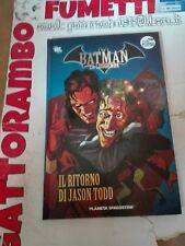 Batman la Leggenda n.35 serie platino cartonato - Planeta de Agostini Ottimo