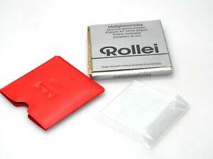 Rollei Rolleiflex SL66 Mattscheibe Mattglasscheibe Focusing Screen NEU / NEW